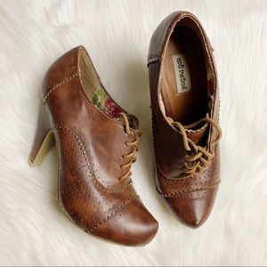 Not Rated Lace-Up Bootie